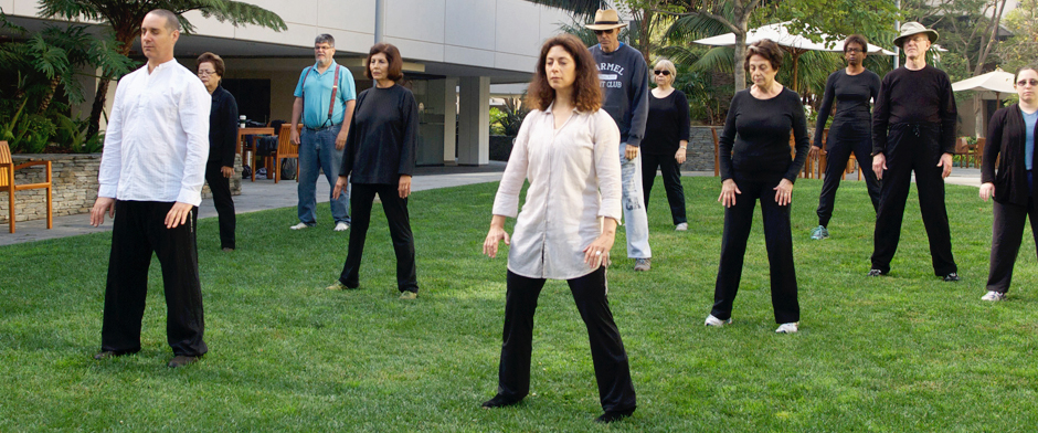 Learn tai chi, our tai chi teachers, yang style tai chi